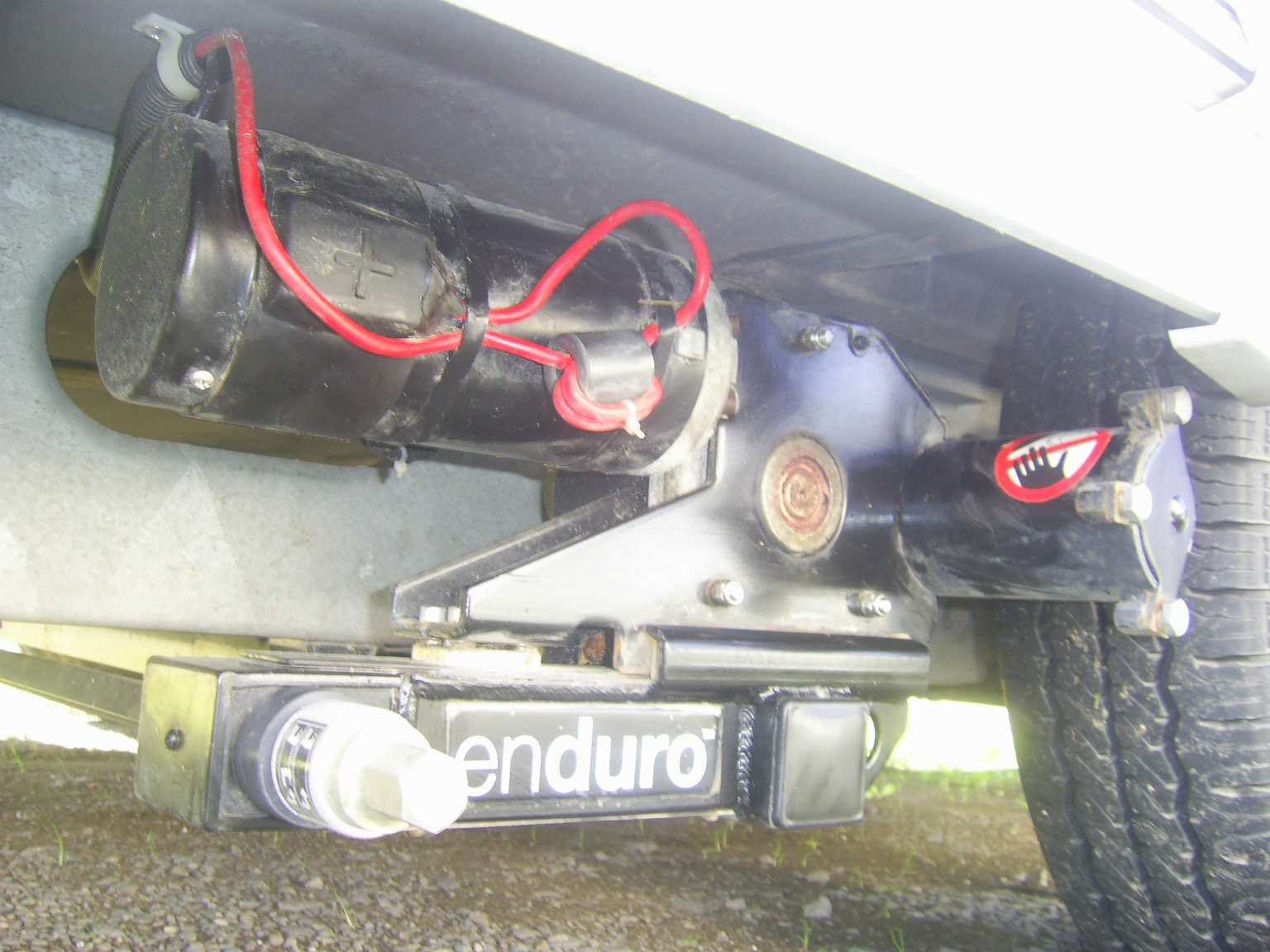 here's some pictures of my fitted mover click on them to make the picture  bigger