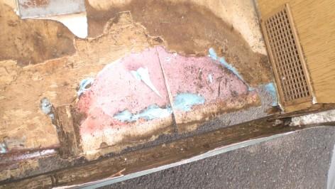 Damp Rotted Floor Help Please Ukcampsite Co Uk Caravan
